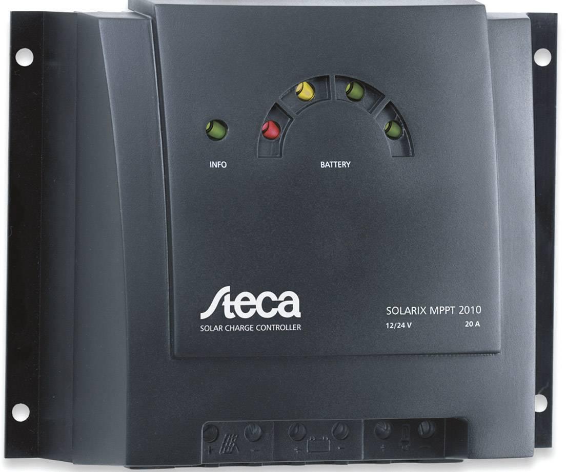 Solárny regulátor nabíjania Steca Solarix MPPT 2010 106799, 18 A, 12 V, 24 V