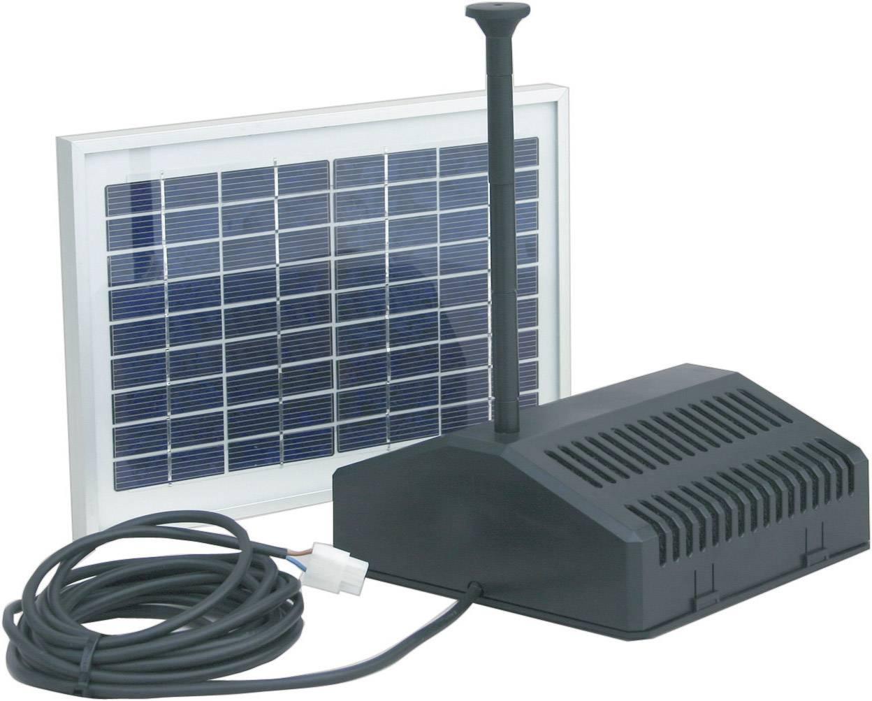 Solární zahradní technika