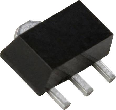 NPN tranzistor (BJT) Nexperia PBSS302NX,115, SOT-89-3 , Kanálů 1, 20 V