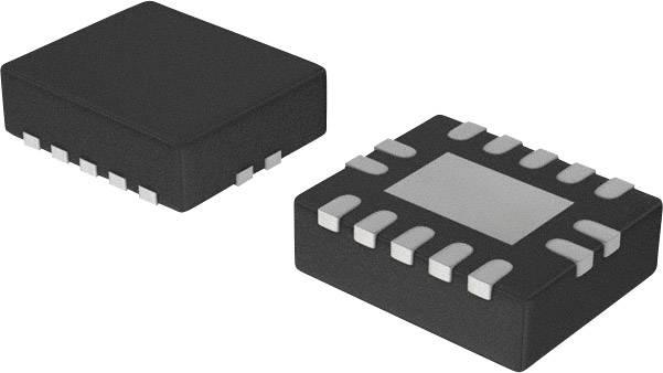 Logický IO - brána a invertor Nexperia 74HCT00BQ,115, DHVQFN-14 (2.5x3)