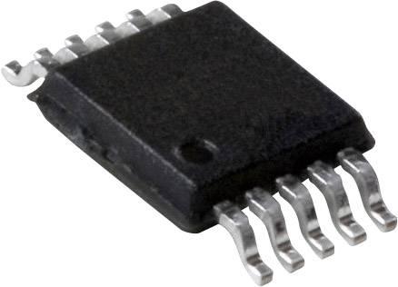 PMIC LED řadič NXP Semiconductors PCA9632DP2,118, proudový spínač, TSSOP-10 , povrchová montáž