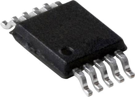 PMIC LED řadič NXP Semiconductors PCA9633DP2,118 TSSOP-10
