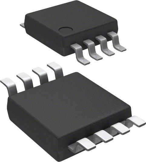PMIC řízení baterie Maxim Integrated DS2745U+ měření stavu nabití Li-Ion, NiMH TSSOP-8 povrchová montáž