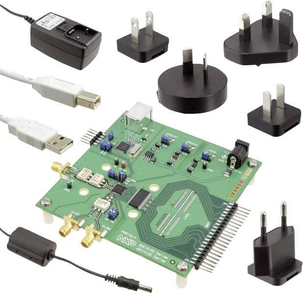 Vývojová doska NXP Semiconductors ADC1415S125F1/DB