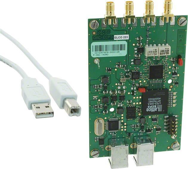 Vývojová doska NXP Semiconductors DAC1408D650W2/DB,598