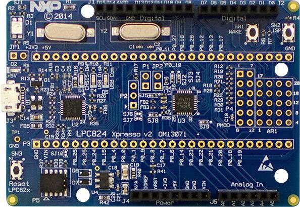 Vývojová doska NXP Semiconductors OM13071,598