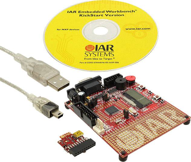 Vývojová doska NXP Semiconductors OM13013,598