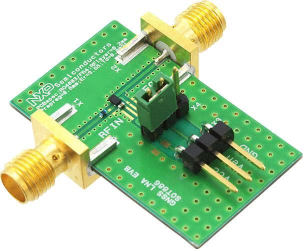 Vývojová doska NXP Semiconductors OM7697/BGU7007,598