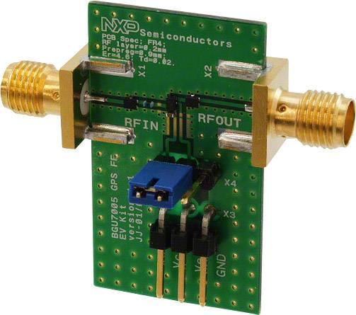 Vývojová doska NXP Semiconductors OM7624/BGU7005FE,598