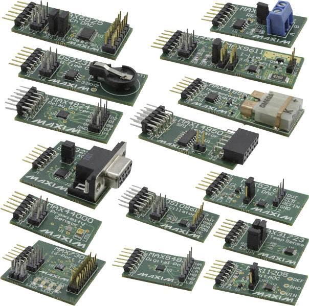 3D experimentální stavebnice LED kostky Maxim Integrated MAXPMBAE1#
