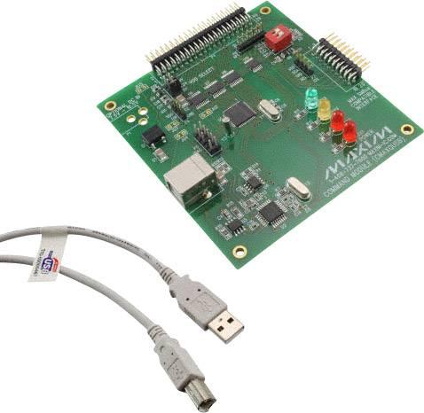 Vývojová deska Maxim Integrated CMAXQUSB+
