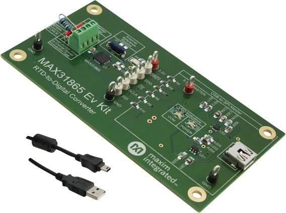 Vývojová deska Maxim Integrated MAX31865EVKIT#
