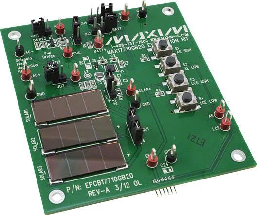 Vývojová deska Maxim Integrated MAX17710GB20EVKIT#