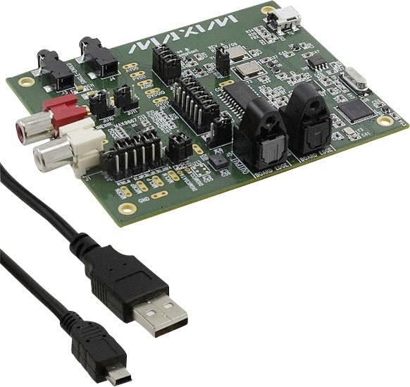 Vývojová deska Maxim Integrated MAX9867EVKIT+