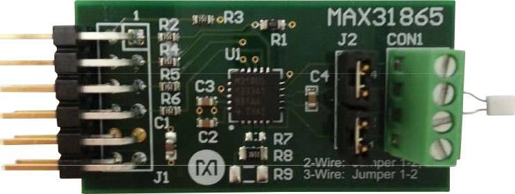 Rozšiřující deska Maxim Integrated MAX31865PMB1#