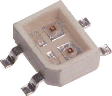 SMD LED LUMEX SSL-LXA3025IGC-TR, 2.2 V, 2 V, 20 mA, 130 °, 20 mcd, 12 mcd, zelená, červená