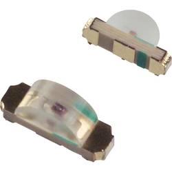 SMD LED LUMEX SML-LXR85IC-TR, 2 V, 20 mA, 130 °, 12 mcd, červená