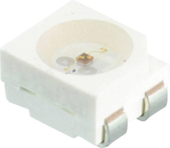 SMD LED Panasonic LNJ8L4C18RAA, 2.3 V, 50 mA, LNJ8L4C18RAA, 1130 mcd, červená