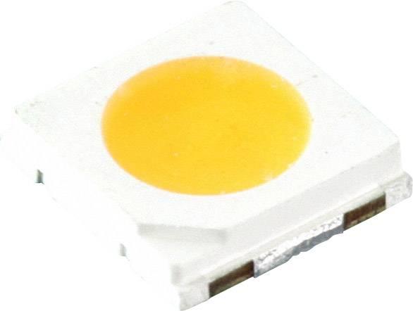 HighPower LED LUMILEDS 42 lm, 3.05 V, 200 mA, chladná biela