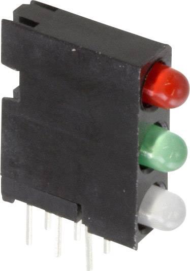 LED modul Dialight 564-0100-833F červená, zelená, modrá