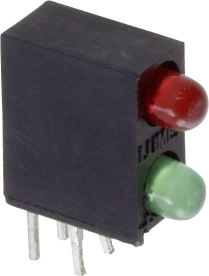 LED modul LUMEX, (d x š x v) 12.83 x 10.93 x 4.32 mm, zelená, červená