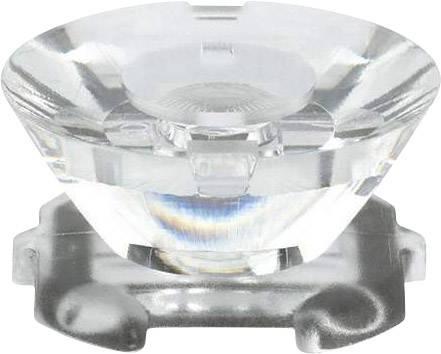 Krytka čočky čirá transparentní 2 ° Dialight