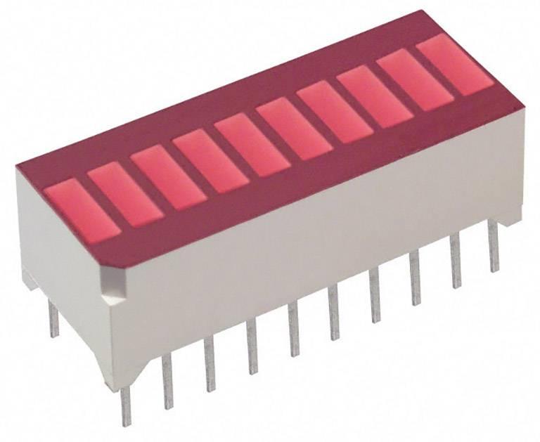 LED bargraf Lite-On LTA-1000HR (d x š x v) 25.27 x 11.8 x 10.16 mm, červená