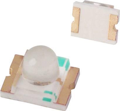 SMD LED Lite-On LTST-C930KGKT, 2 V, 20 mA, 25 °, 600 mcd, zelená