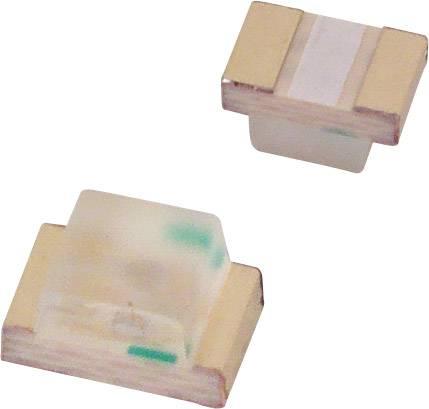 SMDLED Lite-On LTST-C170TBKT, 104 mcd, 130 °, 20 mA, 3.3 V, modrá