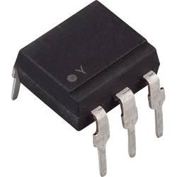 Optočlen - triak Lite-On MOC3063 DIP-6, triakový, AC, DC
