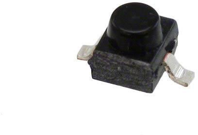 IR detektor Lite-On HSDL-5400#011, 770 nm - 1000 nm, 0.8 V, SMD-2, zabarvená