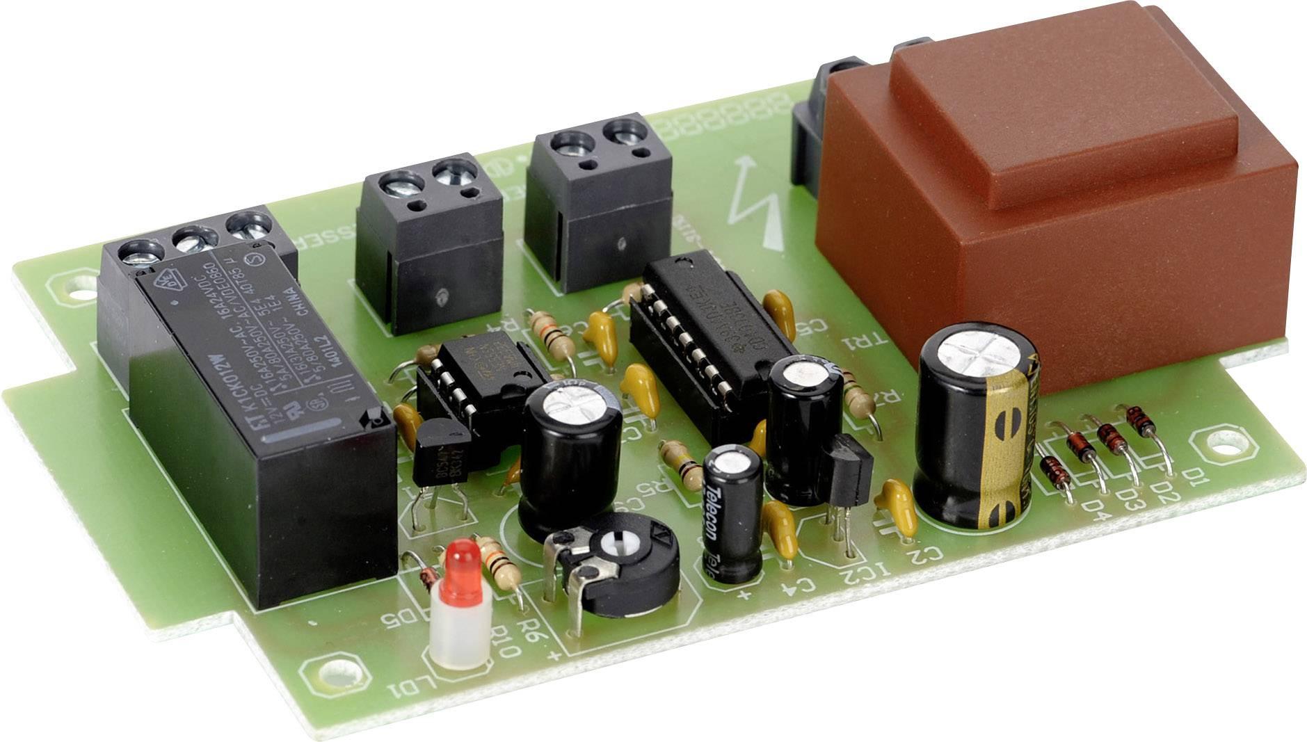 Časové relé stavebnica Conrad Components 115096 230 V/AC 0 - 3 min