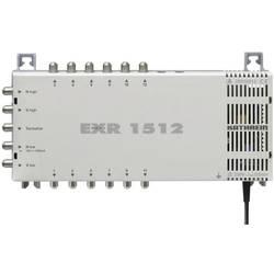 Rozdělovač satelitního signálu Kathrein EXR 1512 Vstupy (vícenásobný spínač): 5 (4 SAT/1 terestrický) Počet účastníků: 12