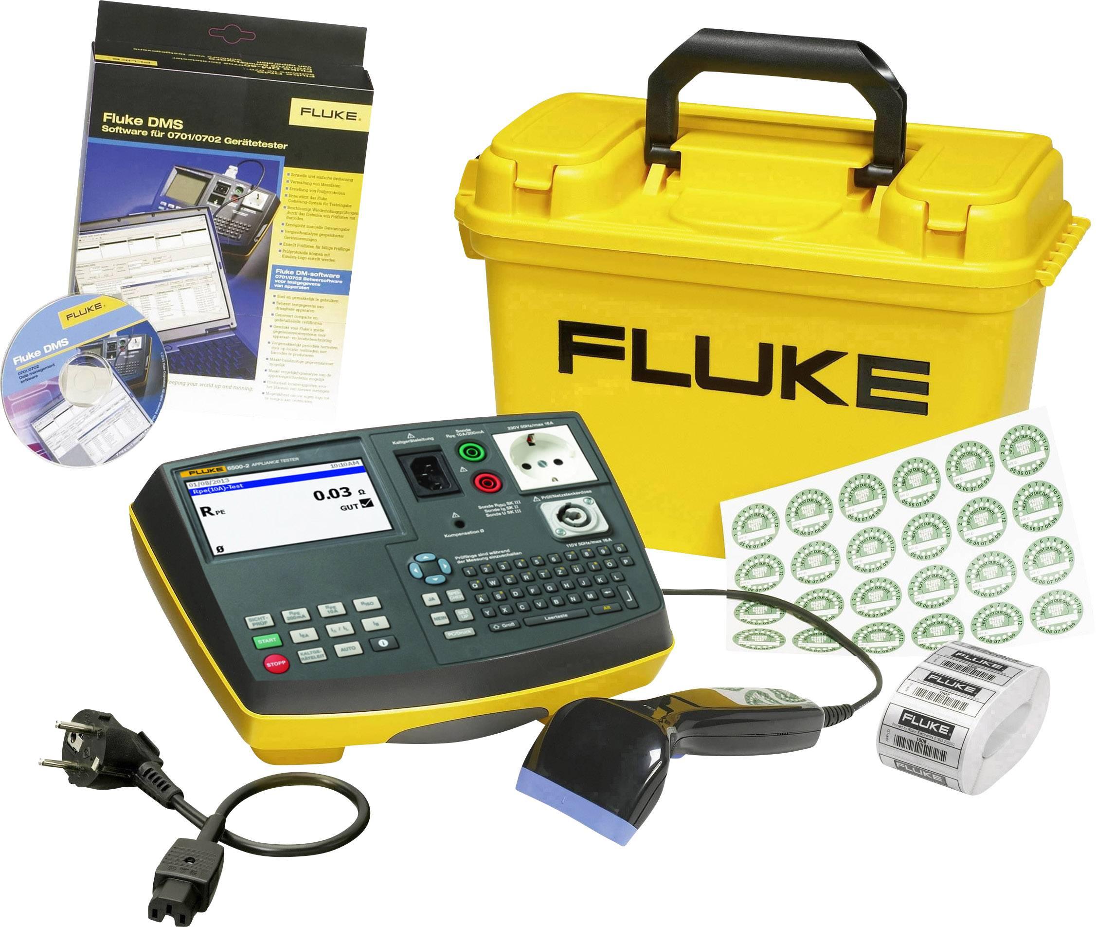 Sada testovacích přístrojů Fluke 6500-2 DE, 4377159