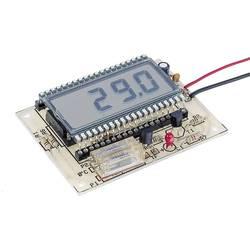 Digitální teploměr s LCD displejem, 9 - 12 V/DC, 1 mA, -50 až 150 °C
