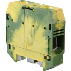 Svorka ochranného vodiča ABB 1SNK 526 150 R0000, 26 mm, skrutkovací, osadenie PE, zelená, žltá, 1 ks