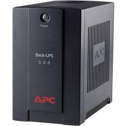 UPS záložný zdroj energie APC by Schneider Electric Back UPS BX500CI, 500 VA
