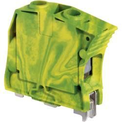 Svorka ochranného vodiče ABB 1SNK 516 150 R0000, 16 mm, šroubovací, osazení Terre, zelenožlutá, 1 ks