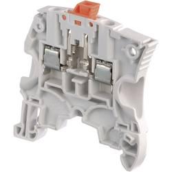 Oddeľovací svorka ABB 1SNK 505 330 R0000, 5.2 mm, skrutkovací, oranžová, 1 ks