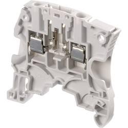 Oddeľovací svorka ABB 1SNK 505 314 R0000, 5.2 mm, skrutkovací, osadenie L, sivá, 1 ks