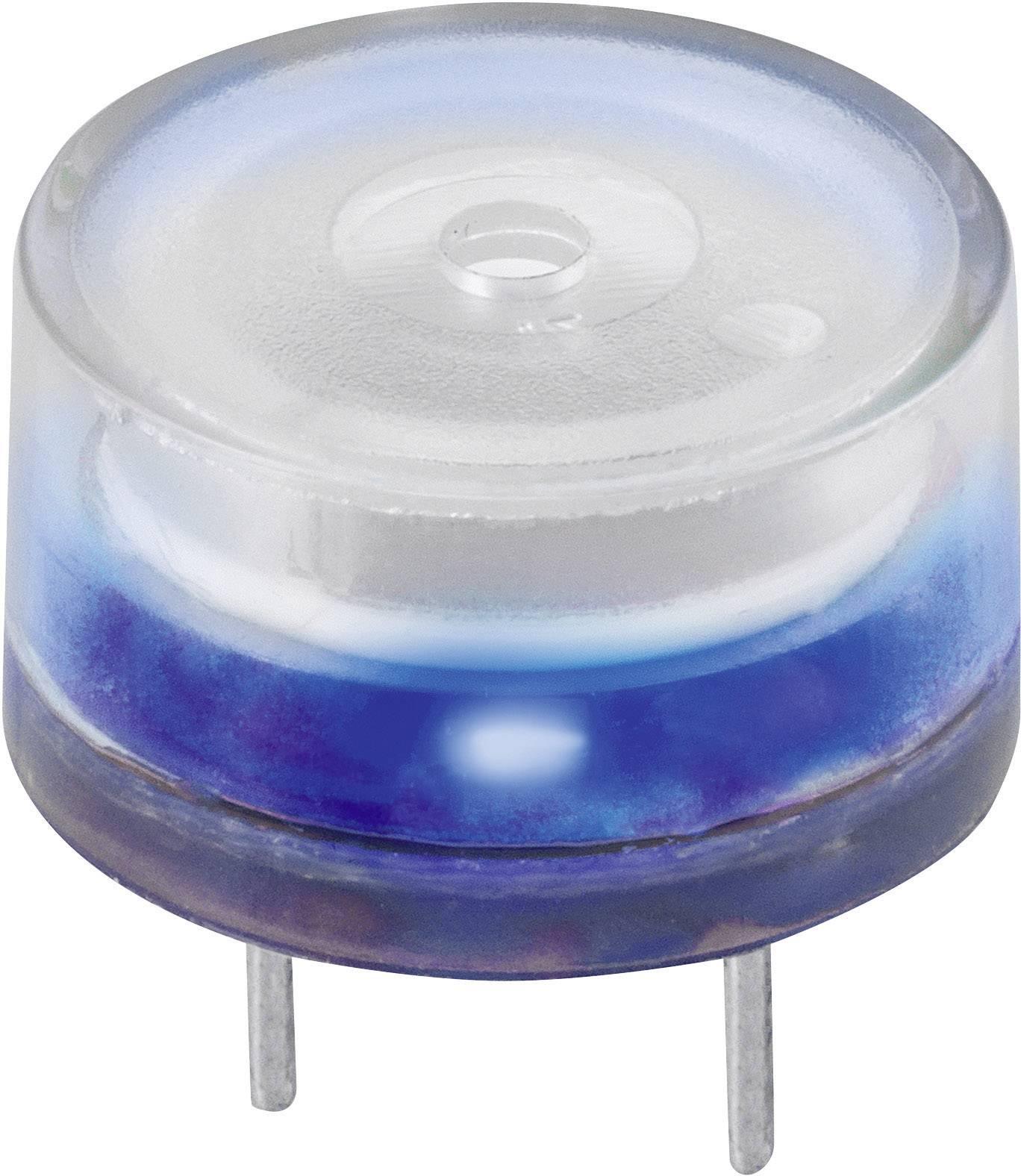 Piezo siréna 83 dB, 12 V/DC, modrá