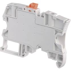 Oddeľovací svorka ABB 1SNK 506 330 R0000, 6 mm, skrutkovací, oranžová, 1 ks