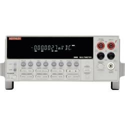 Stolný multimeter Keithley 2000/E, kalibrácia podľa ISO