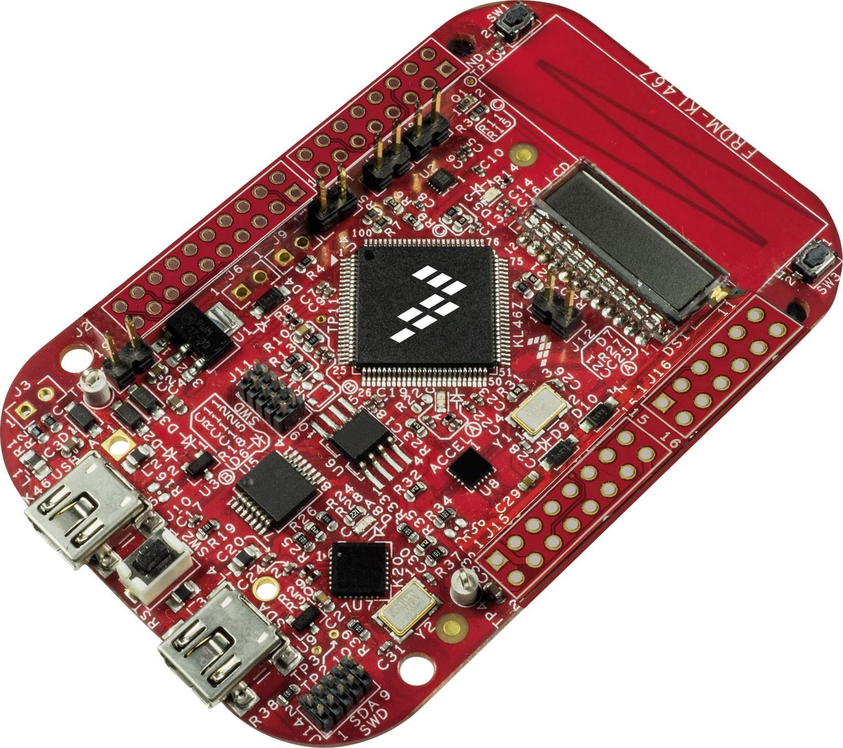 Vývojová deska NXP Semiconductors FRDM-KL46Z