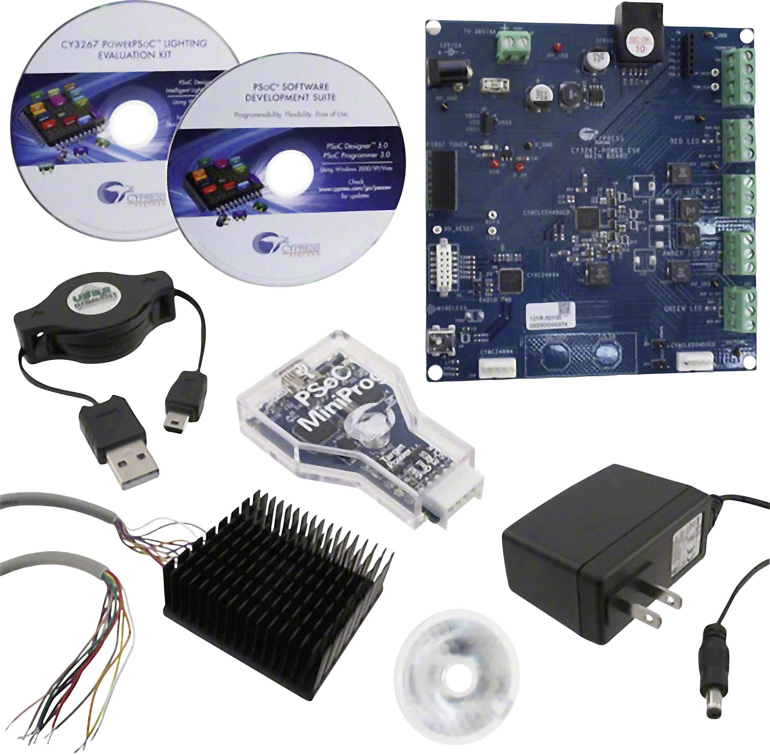 Vývojová doska Cypress Semiconductor CY3267