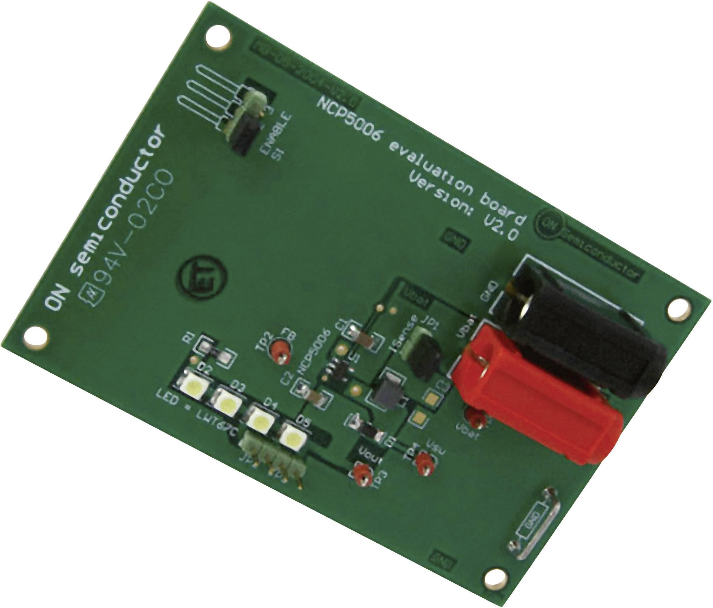 Vývojová deska ON Semiconductor NCP5006EVB