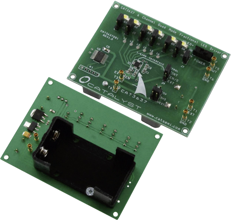 Vývojová deska ON Semiconductor CAT3637AEVB