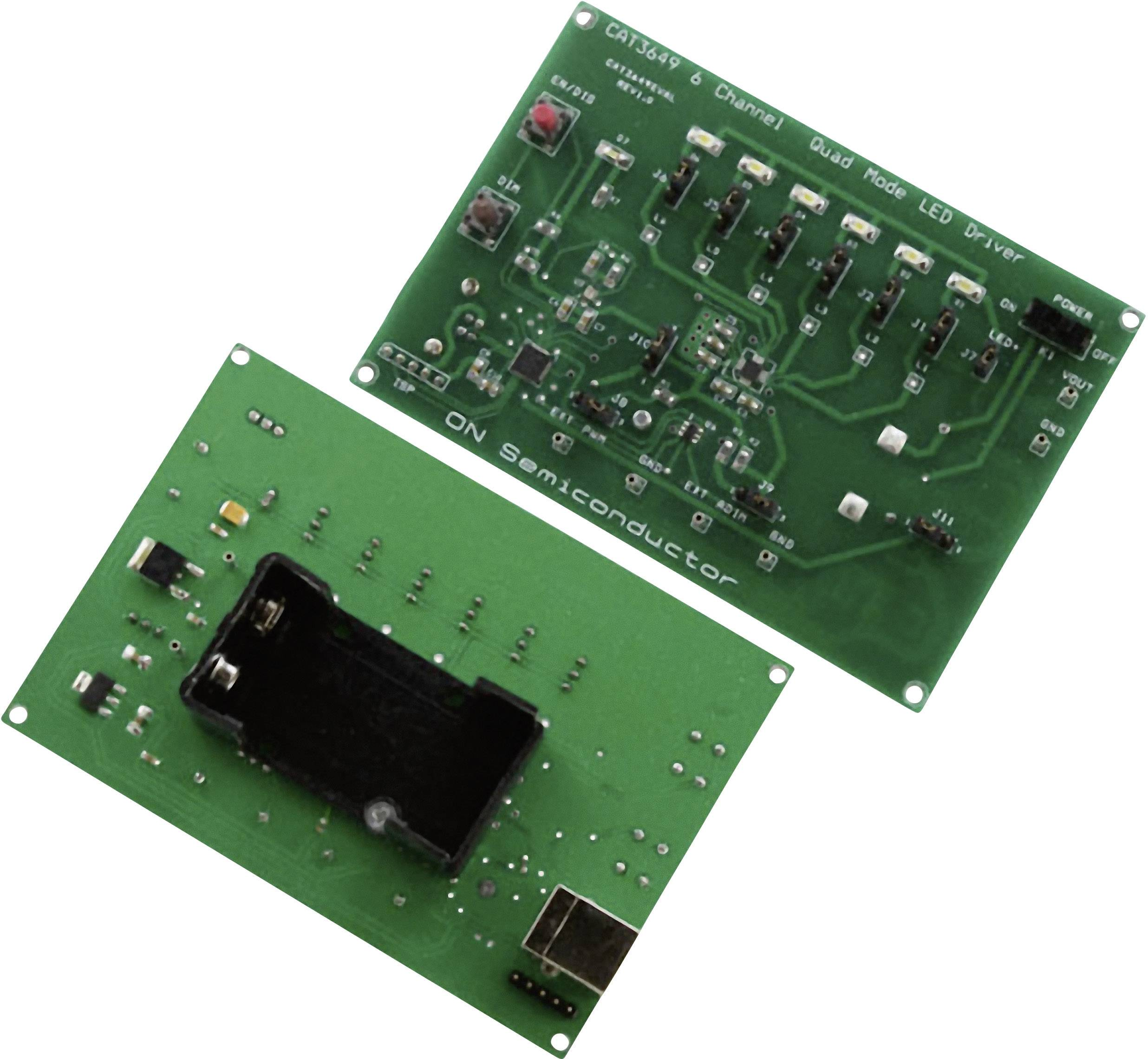 Vývojová deska ON Semiconductor CAT3649AGEVB