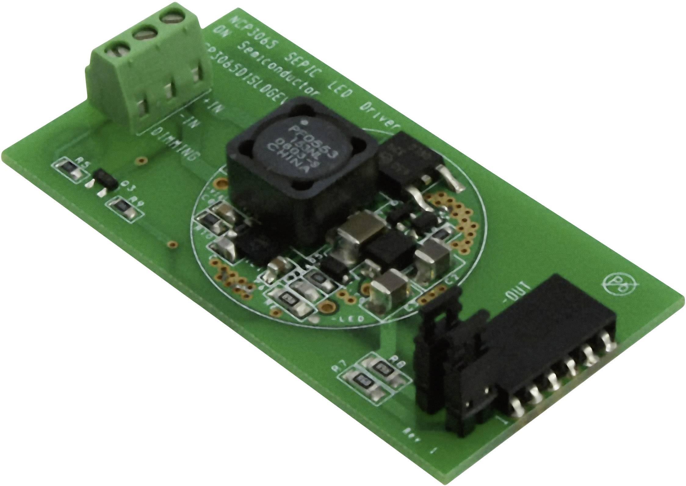 Vývojová deska ON Semiconductor NCP3065D1SLDGEVB