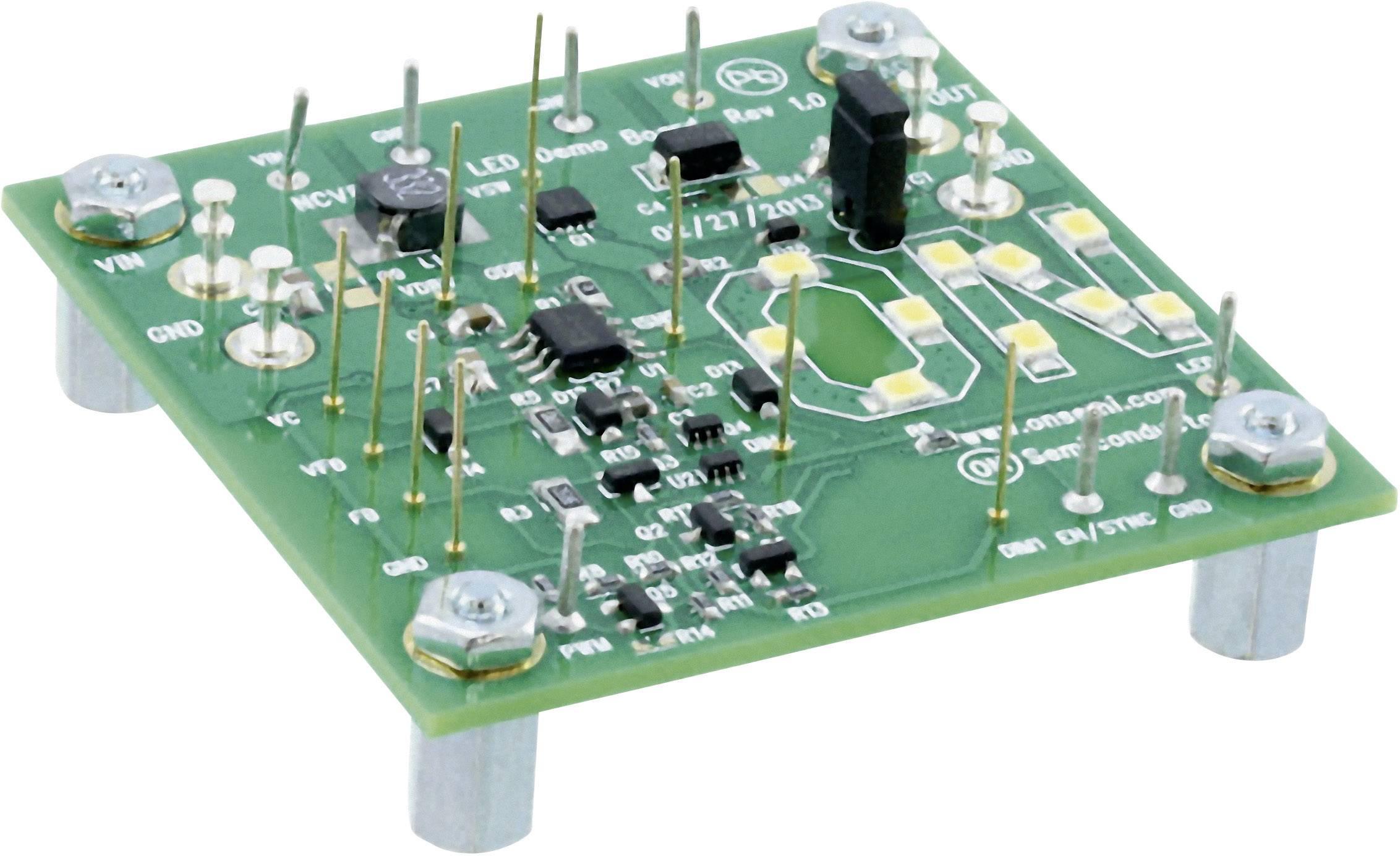 Vývojová deska ON Semiconductor NCV8873LEDBSTGEVB